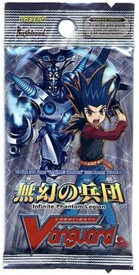 Cardfight!! Vanguard - EB04 - Infinite Phantom Legion Booster Pack available at 401 Games Canada