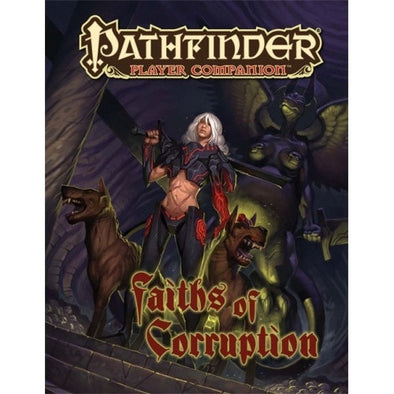 Pathfinder - Player Companion - Faiths of Corruption available at 401 Games Canada