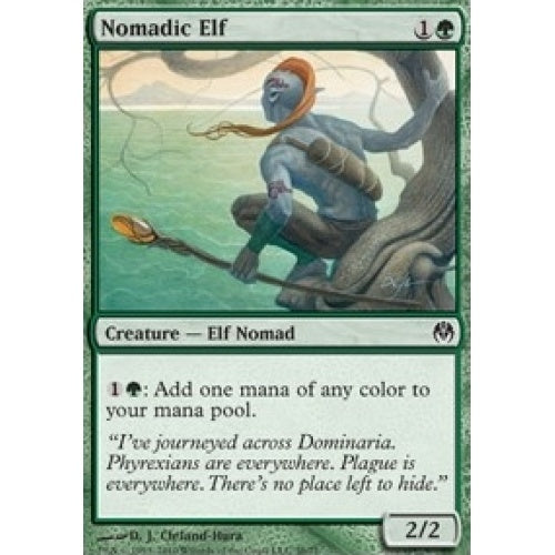 Nomadic Elf (DDE) available at 401 Games Canada