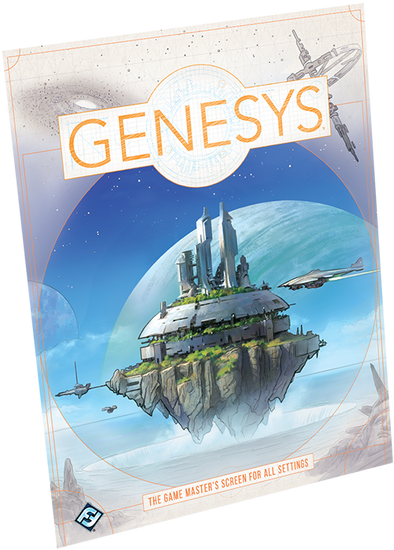 Genesys - Game Master's Screen (Pre-Order)