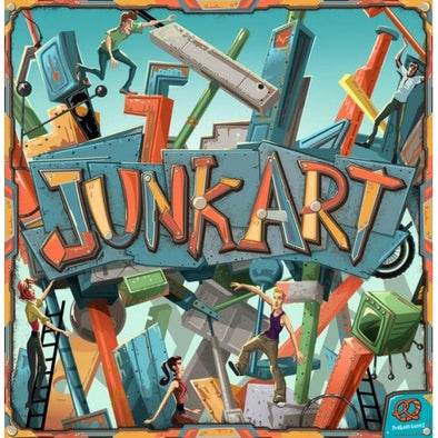 Junk Art - Wood Edition - 401 Games