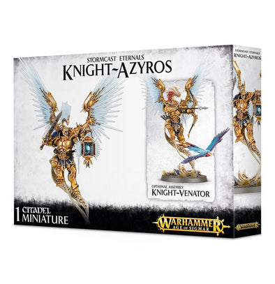 Warhammer - Age of Sigmar - Stormcast Eternals - Knight-Azyros available at 401 Games Canada