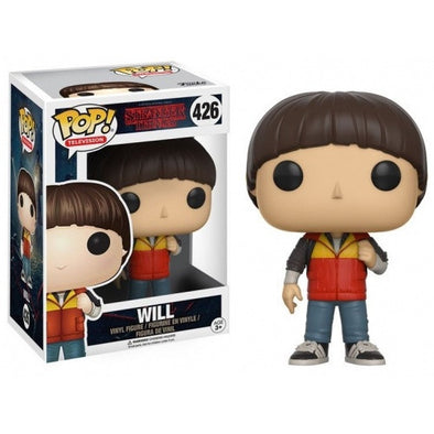 Buy Pop! Stranger Things - Will and more Great Funko & POP! Products at 401 Games