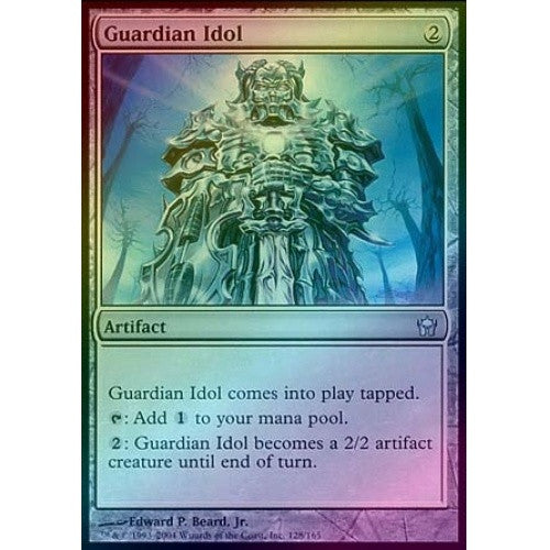 Guardian Idol (Foil) (5DN) available at 401 Games Canada