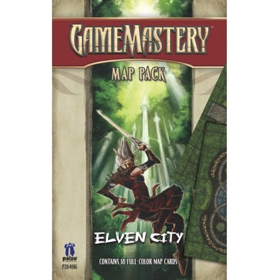 Buy Pathfinder - Map Pack - Elven City and more Great RPG Products at 401 Games