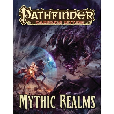Buy Pathfinder - Campaign Setting - Mythic Realms and more Great RPG Products at 401 Games