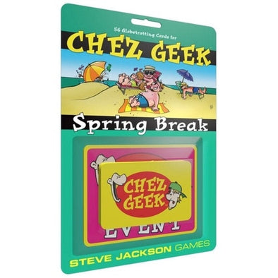 Chez Geek - Spring Break Expansion (No Restock) - 401 Games