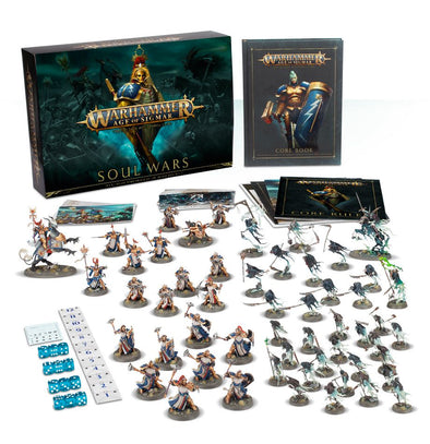 Warhammer - Age of Sigmar - Soul Wars - 401 Games