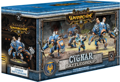 Warmachine - Battlegroup - Cygnar available at 401 Games Canada