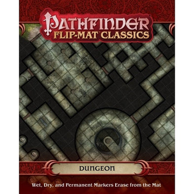 Pathfinder - Flip Mat - Classics: Dungeon available at 401 Games Canada