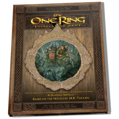 The One Ring - Core Rulebook - 401 Games
