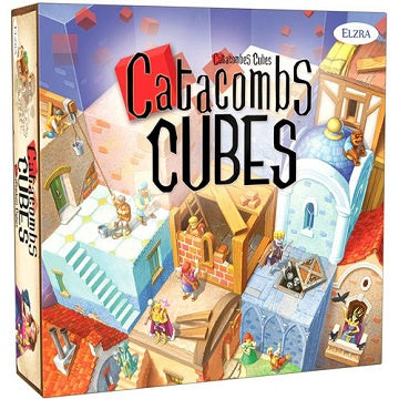 Catacombs Cubes - 401 Games