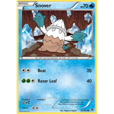 Snover - 25/101 (PLB025) available at 401 Games Canada