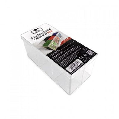 Ultimate Guard - Deck Box Stack N Safe Card Box - 480 CT available at 401 Games Canada