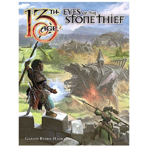 13th Age - Eyes of the Stone Thief - 401 Games
