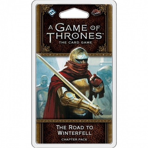 Game of Thrones LCG - 2nd Edition - The Road to Winterfell - 401 Games