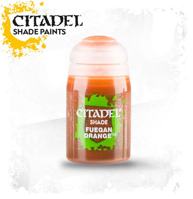 Buy Citadel Shade - Fuegan Orange and more Great Games Workshop Products at 401 Games