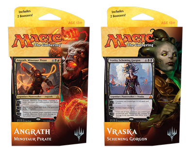 Buy MTG - Rivals of Ixalan - Planeswalker Decks and more Great Magic: The Gathering Products at 401 Games