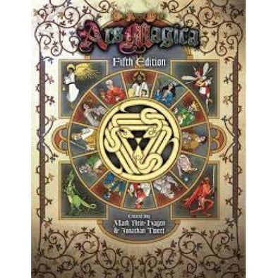 Buy Ars Magica - Core Book and more Great RPG Products at 401 Games