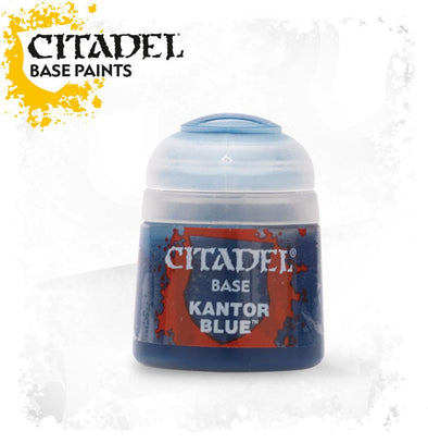 Buy Citadel Base - Kantor Blue and more Great Games Workshop Products at 401 Games