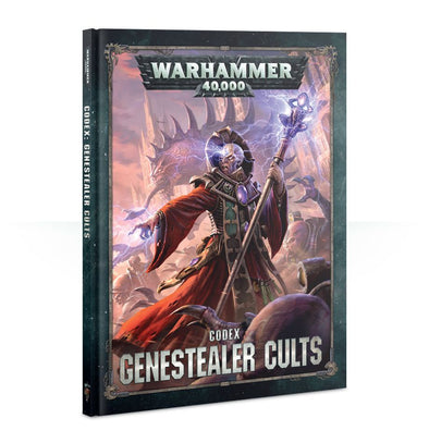 Buy Warhammer 40,000 - Codex: Genestealer Cults - 8th Edition and more Great Games Workshop Products at 401 Games