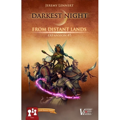 Darkest Night - From Distant Lands - Expansion #5 - 401 Games
