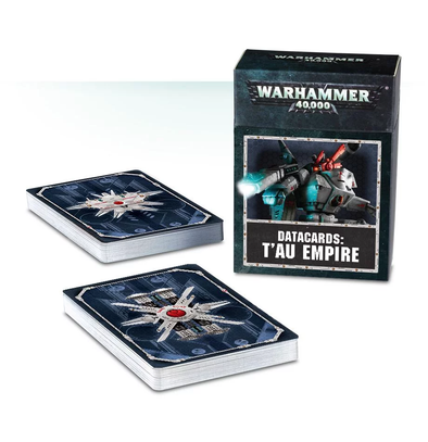 Warhammer 40,000 - Datacards: T'au Empire - 8th Edition available at 401 Games Canada