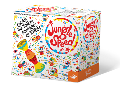 Jungle Speed - Skwak Edition available at 401 Games Canada