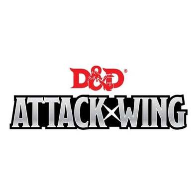 Dungeons and Dragons Attack Wing - Orange Template Set - 401 Games