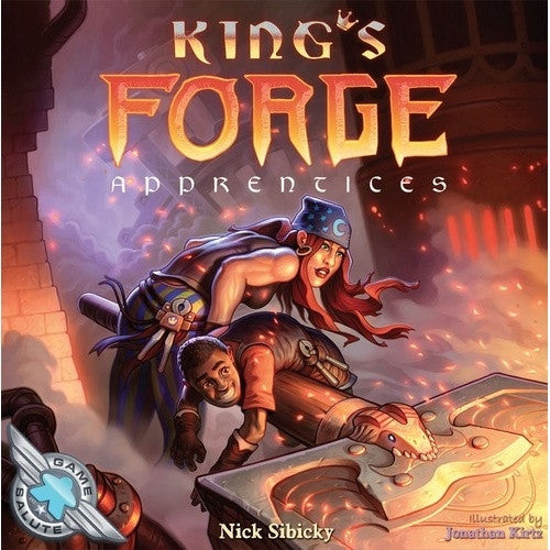 King's Forge - Apprentices Expansion - 401 Games
