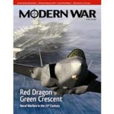 Buy Modern War #1: Red Dragon/Green Crescent and more Great Board Games Products at 401 Games