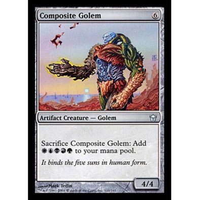 Composite Golem - 401 Games