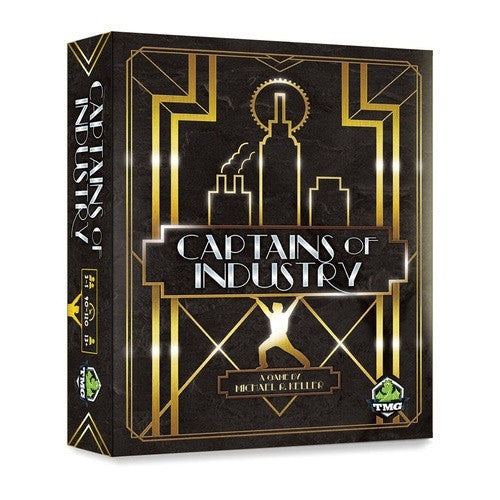 Captains of Industry - 401 Games