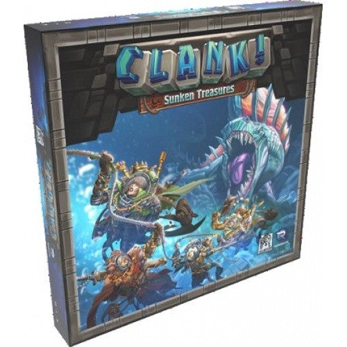 Clank! - Sunken Treasures Expansion available at 401 Games Canada
