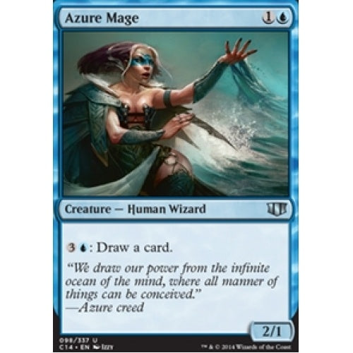 Azure Mage (C14) available at 401 Games Canada