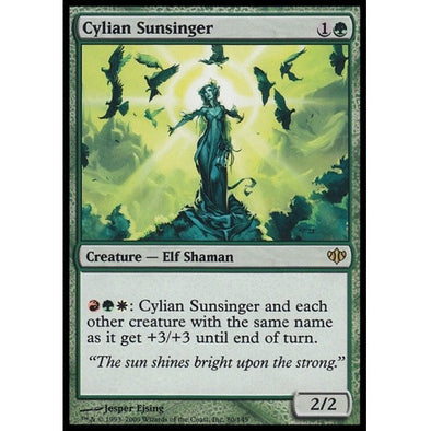 Cylian Sunsinger (CON) available at 401 Games Canada