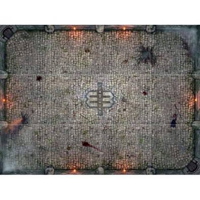 Mage Wars - Arena - Playmat - Westlock - 401 Games