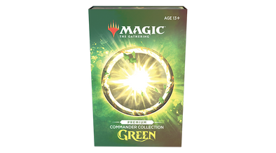 MTG - Commander Collection: Green - Premium Edition (Pre-Order: December 4th, 2020) - 401 Games