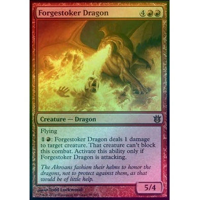 Forgestoker Dragon (Foil) (BNG) - 401 Games