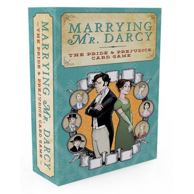 Buy Marrying Mr Darcy and more Great Board Games Products at 401 Games
