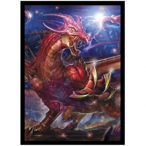 Legion - 60ct Standard Gloss Sleeves - Epic - Dragon Tyrant