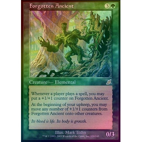 Forgotten Ancient (Foil)