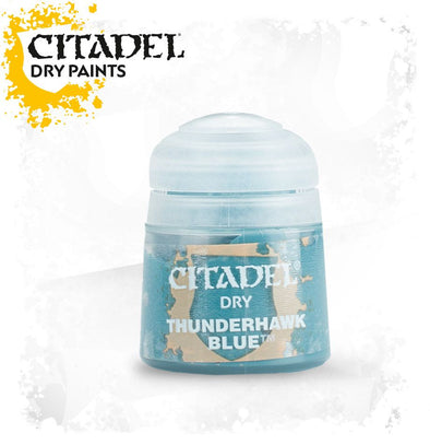 Buy Citadel Dry - Thunderhawk Blue and more Great Games Workshop Products at 401 Games
