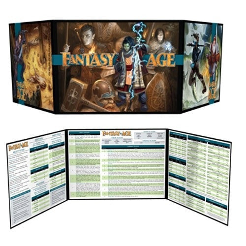 Fantasy Age - Game Master's Kit - 401 Games