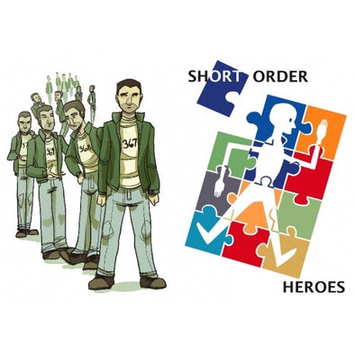 Fate - Short Order Heroes - 401 Games