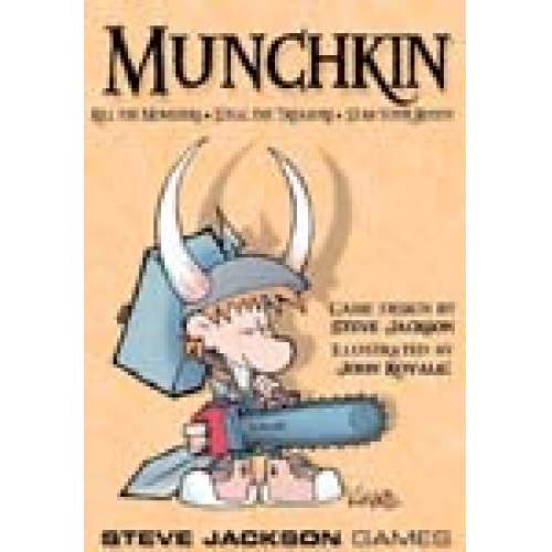 Munchkin - Base Game available at 401 Games Canada