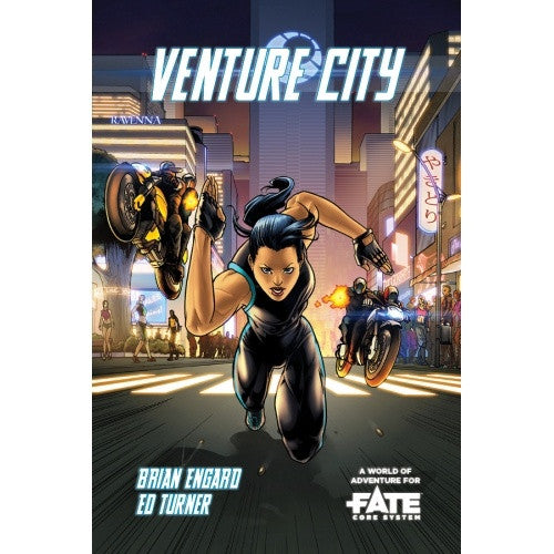 Fate - Venture City available at 401 Games Canada