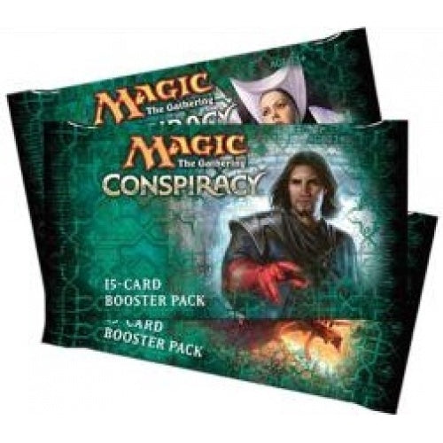 MTG - Conspiracy English Booster Pack - 401 Games