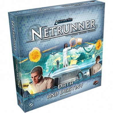 Android: Netrunner LCG - Data and Destiny Expansion - 401 Games