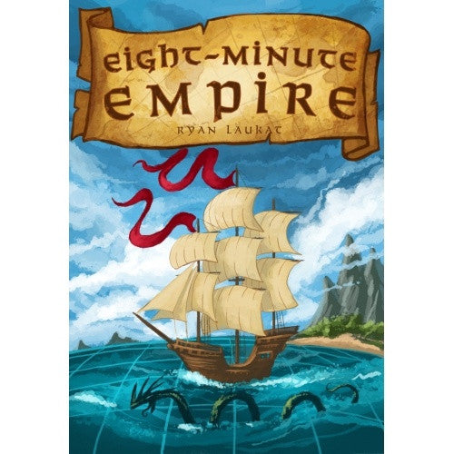 Eight-Minute Empire - 401 Games